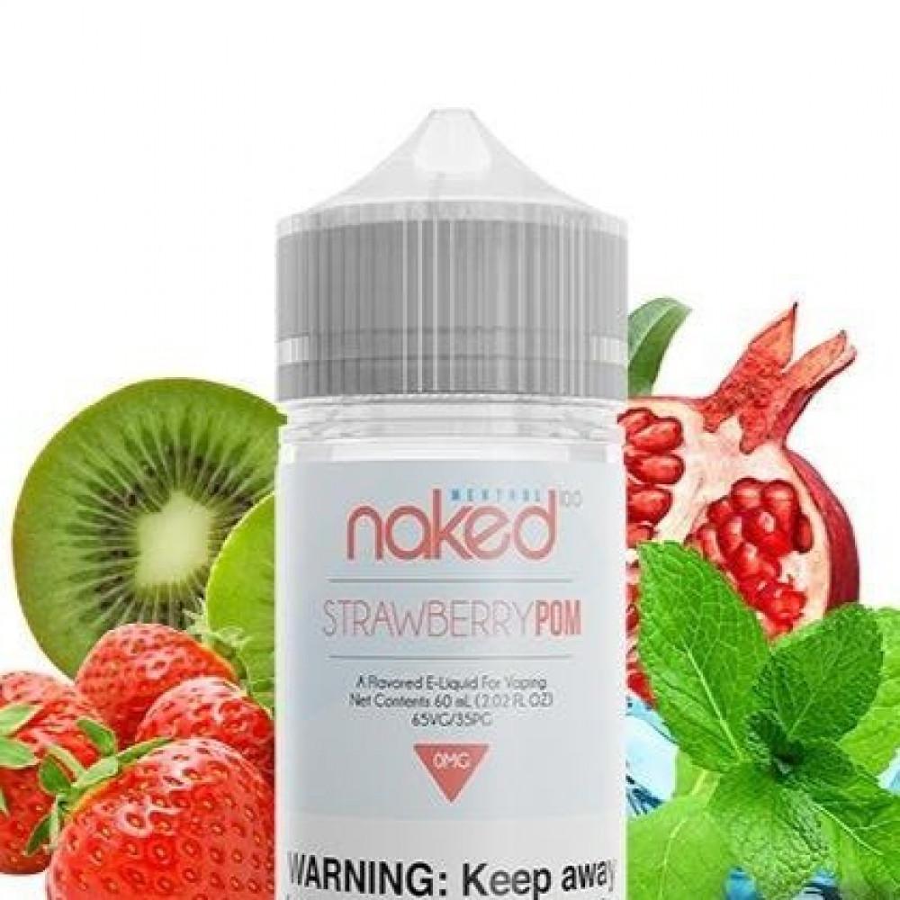 نكهة نيكد فراولة Naked STRAWBERRY POM