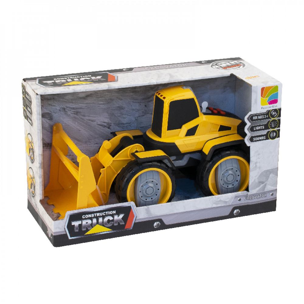 لعبة شاحنة, ألعاب, Toys, Construction Truck