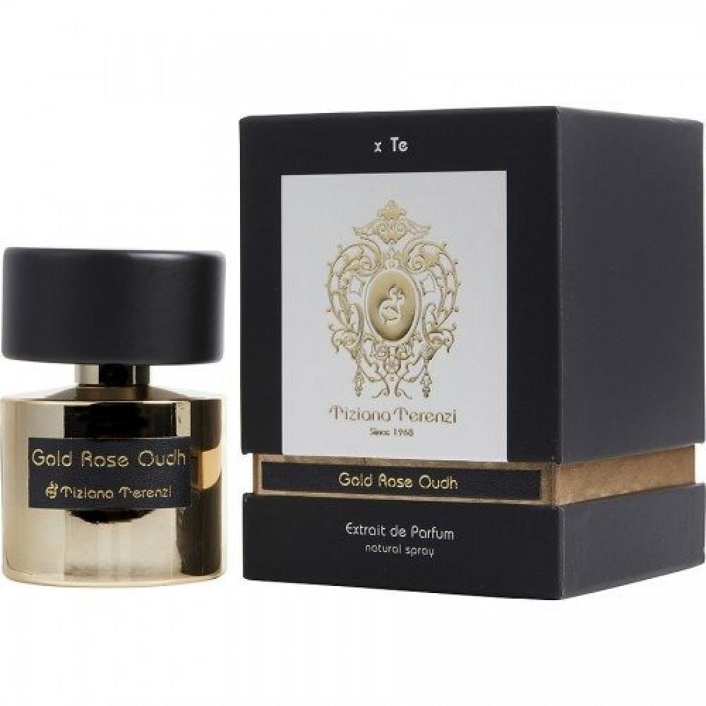 Tiziana Terenzi Gold Rose Oudh Extrait de Parfum 100ml خبير العطور