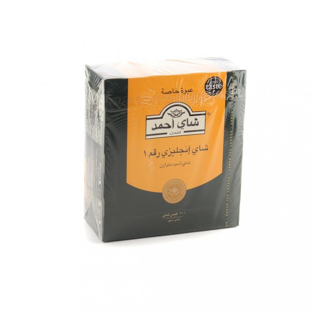 شاي احمد علاقي