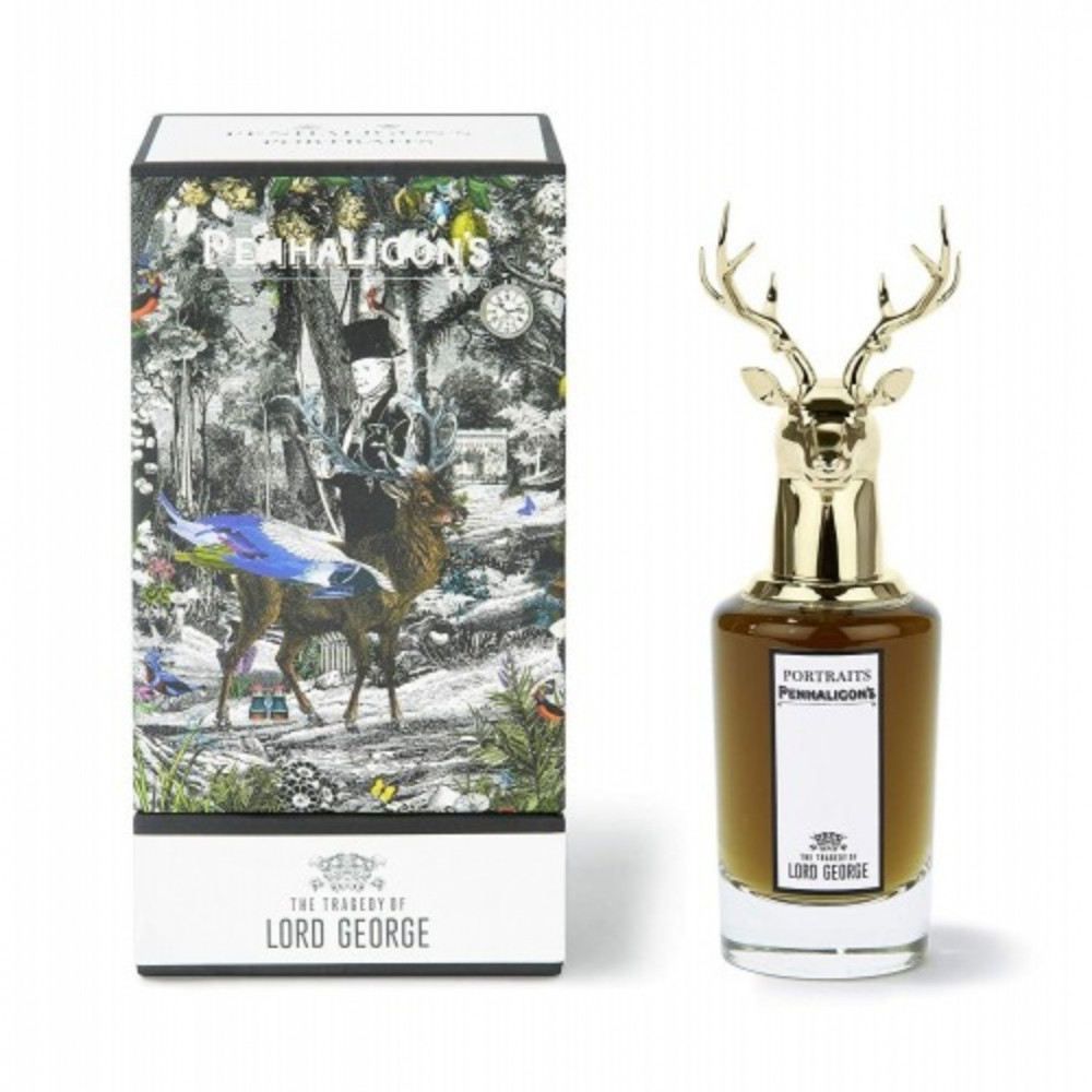عطر بنهاليغونز لورد جورج   The Tragedy of Lord George Penhaligons