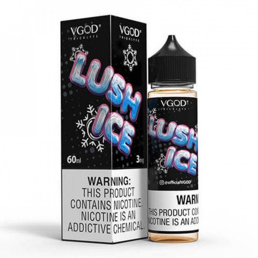 Lush ICE VGOD eLiquid