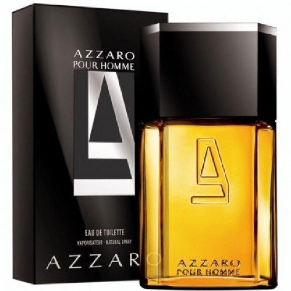 Azzaro Pour Homme Eau de Toilette 100ml خبير العطور