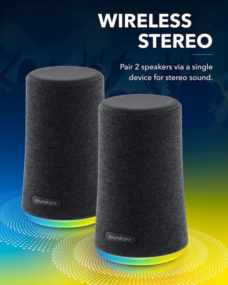 Soundcore Flare Mini Bluetooth Speaker