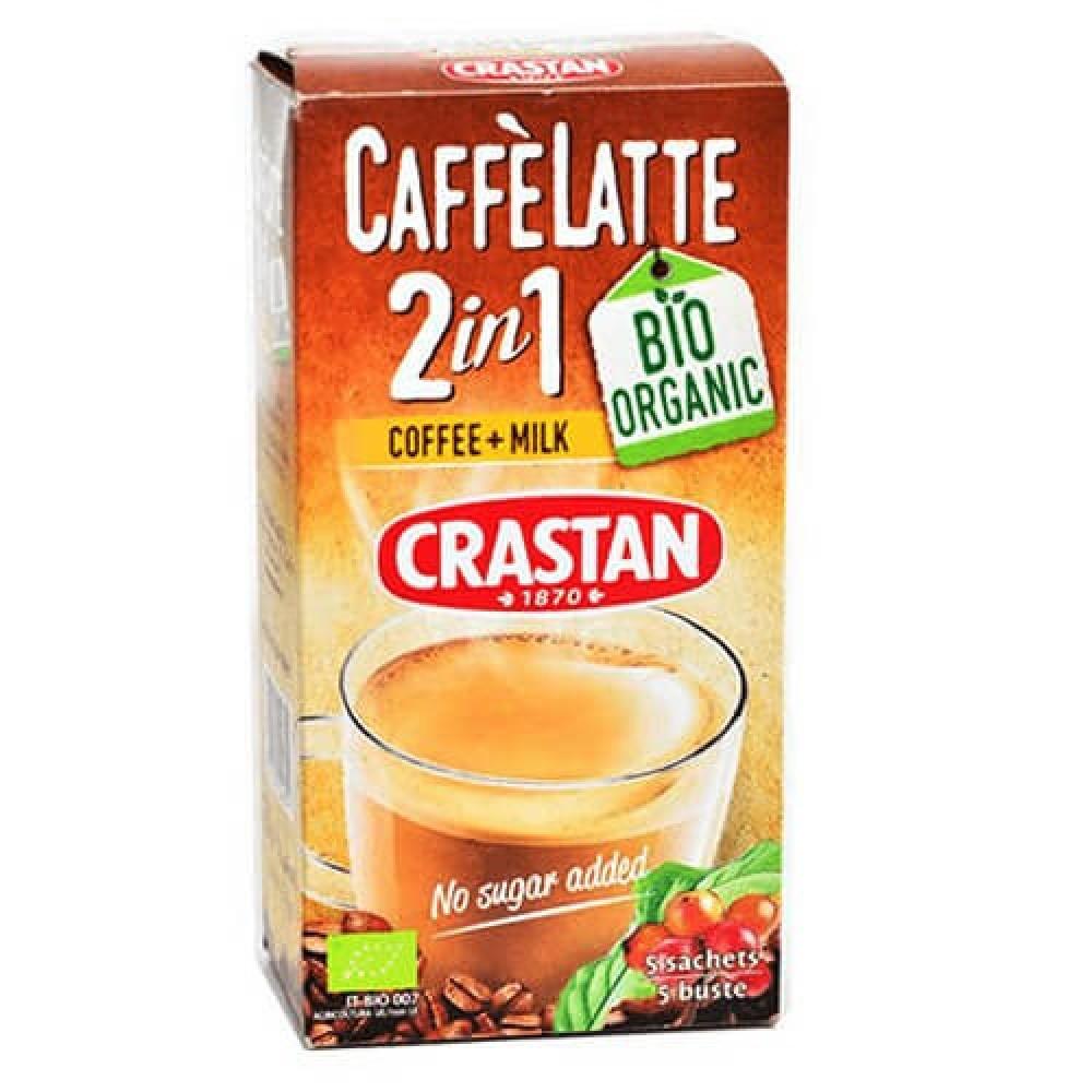 قهوة لاتيه 2 في 1 عضوي 70 جرام