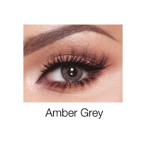 عدسات بيلاBella elite amber grey l