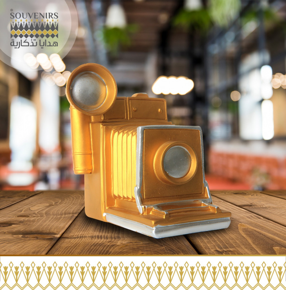 مجسم كاميرا