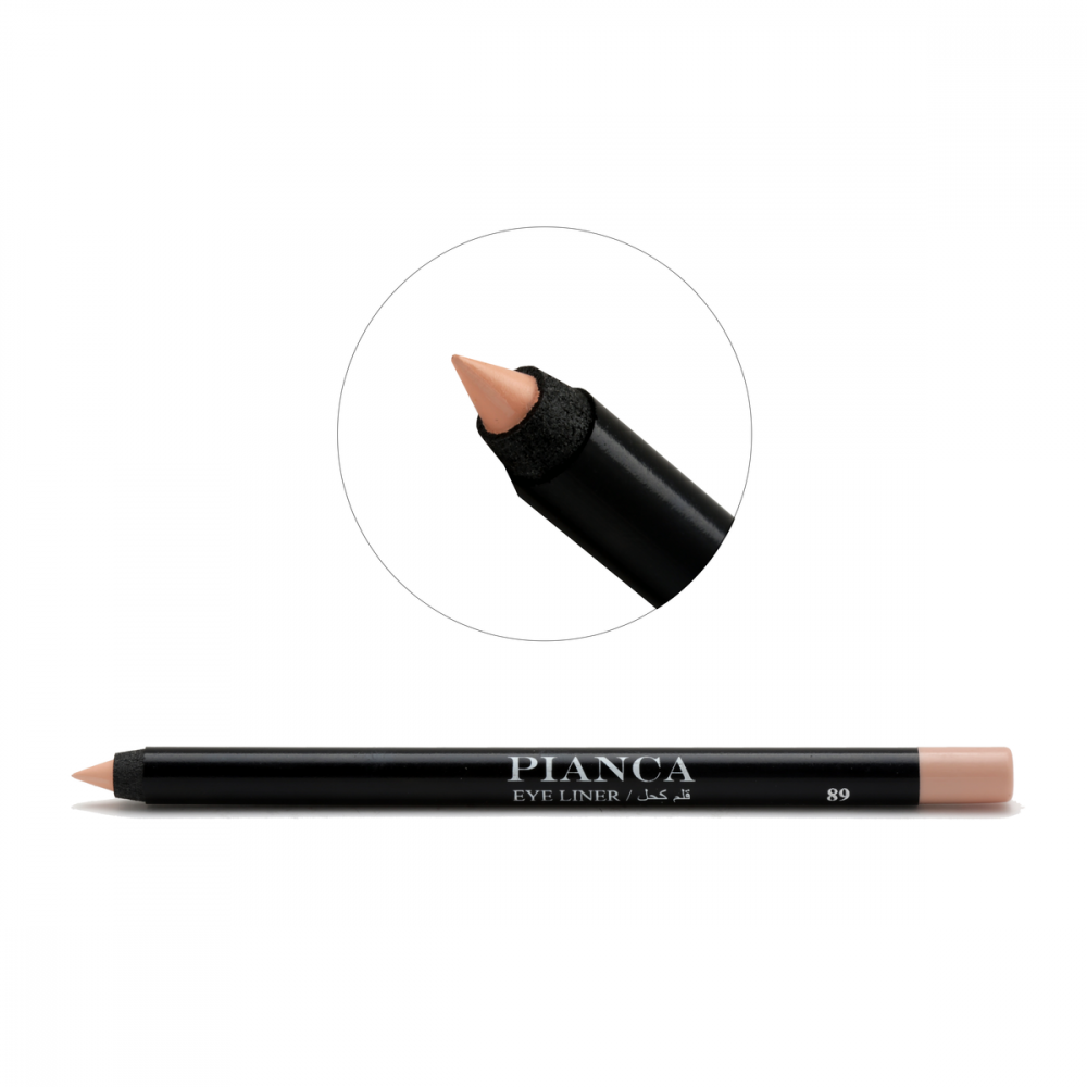 Pianca Eyeliner  Waxy Pencil No-89