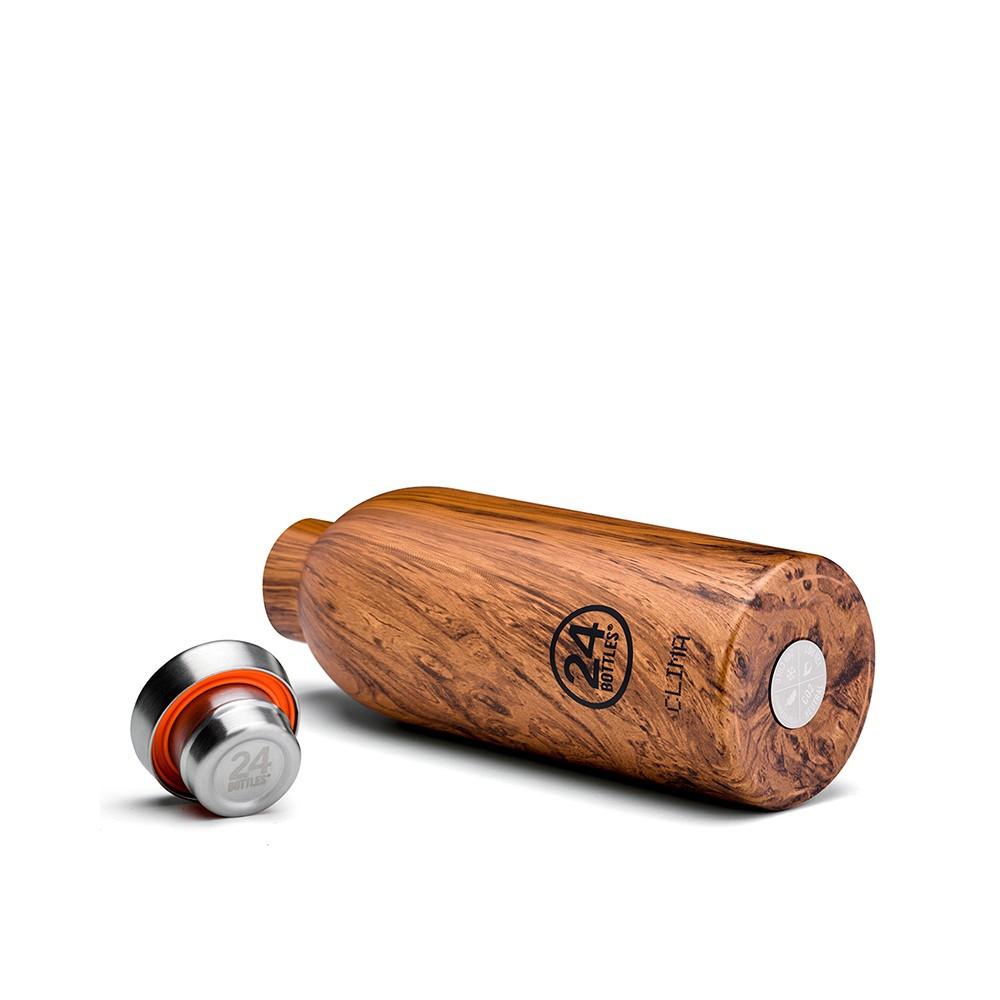 Clima 500 ml Sequoia Wood 24 Bottles