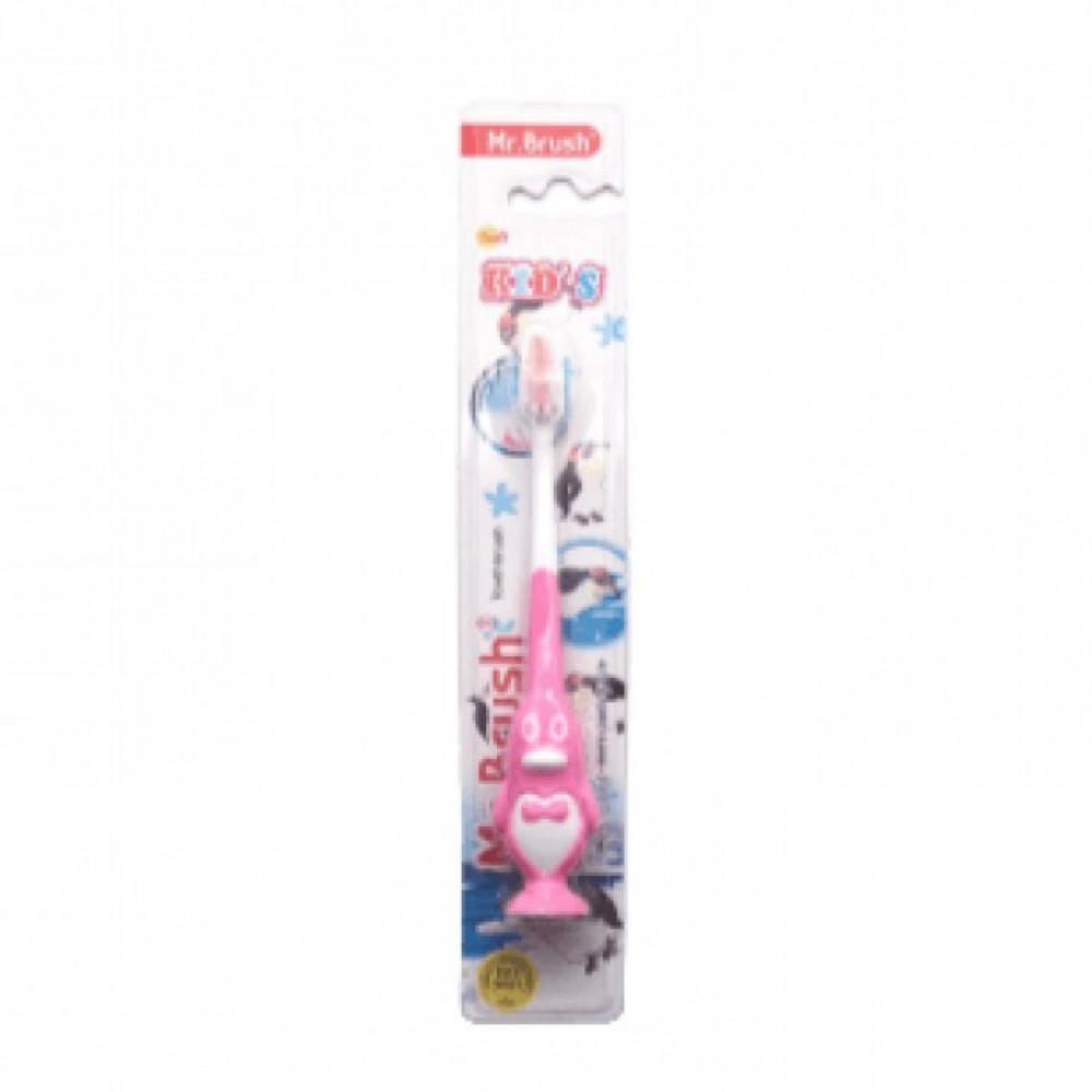 فرشاة اسنان اطفال