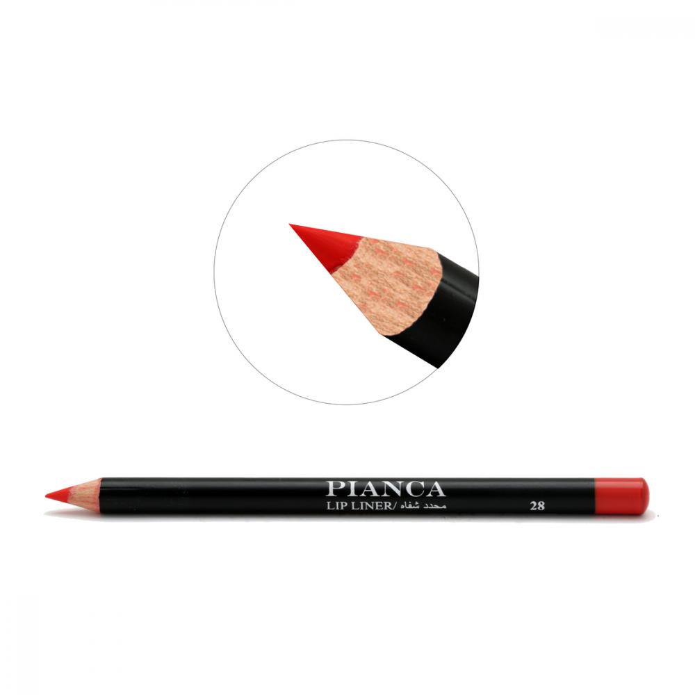 PIANCA Lip liner Pencil No-28