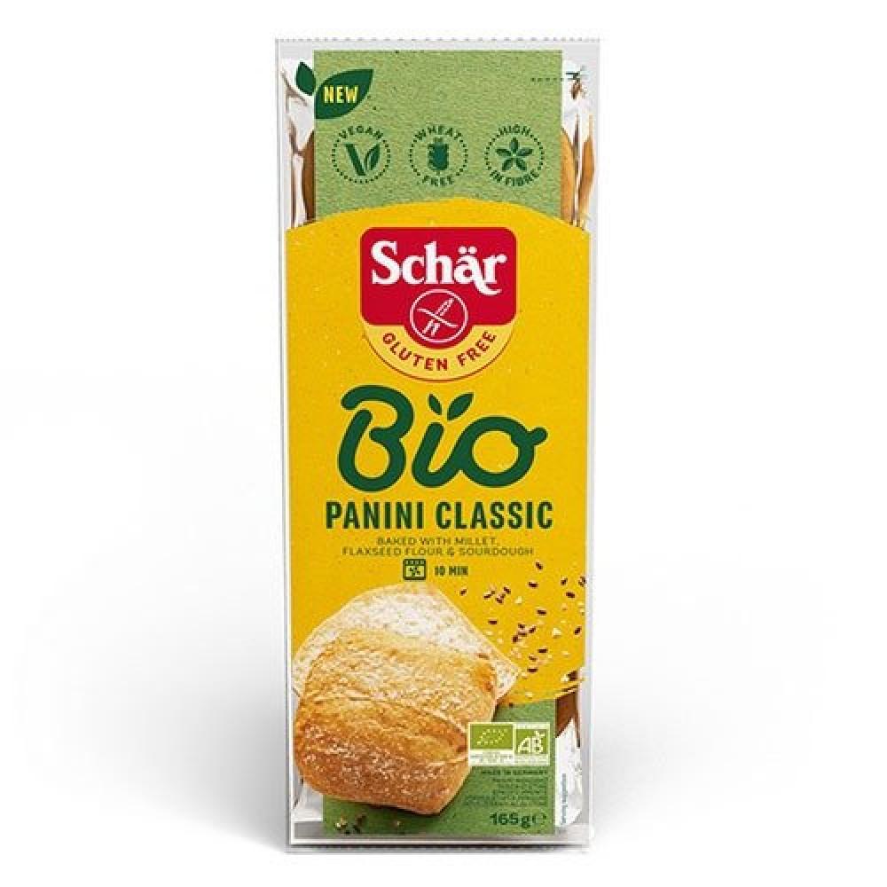 خبز بانيني عضوي 165 جرام