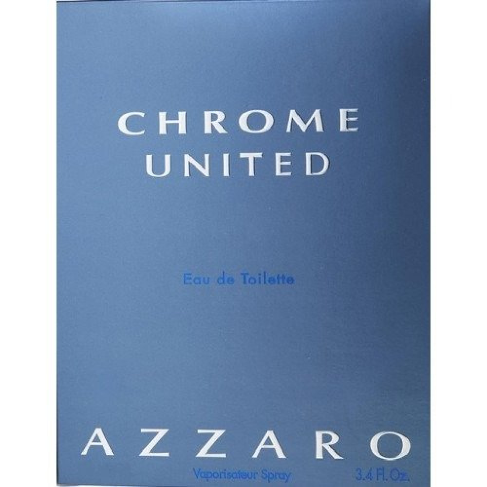 Azzaro Chrome United Eau de Toilette Sample 2ml خبير العطور