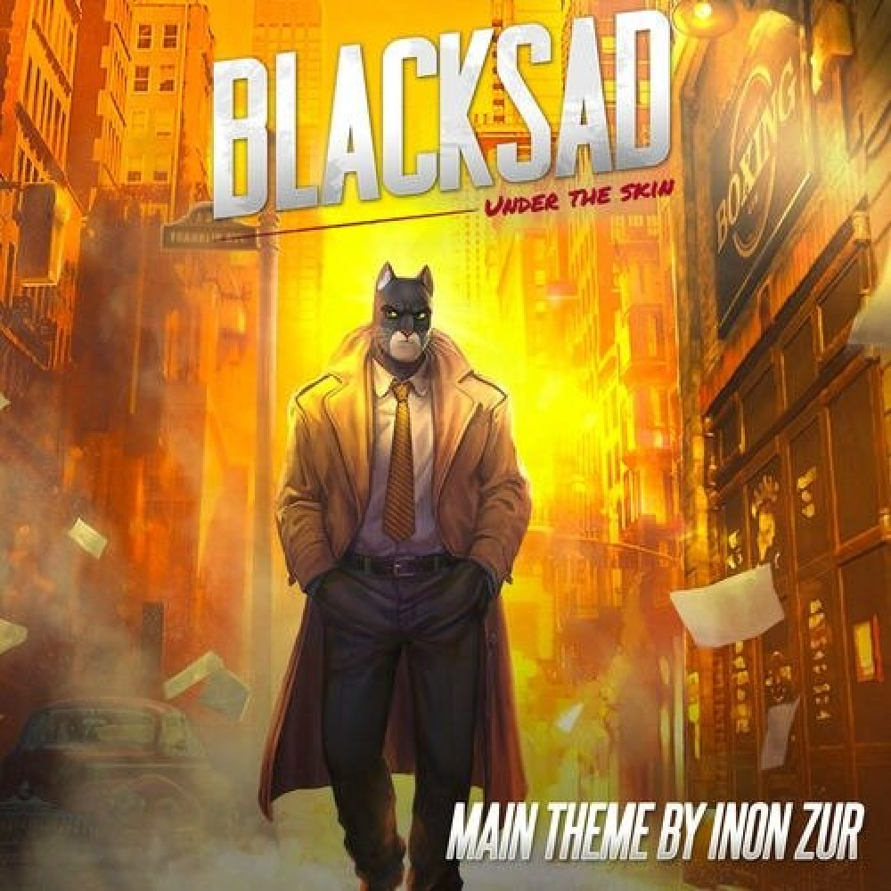 لعبة Blacksad Under the Skin