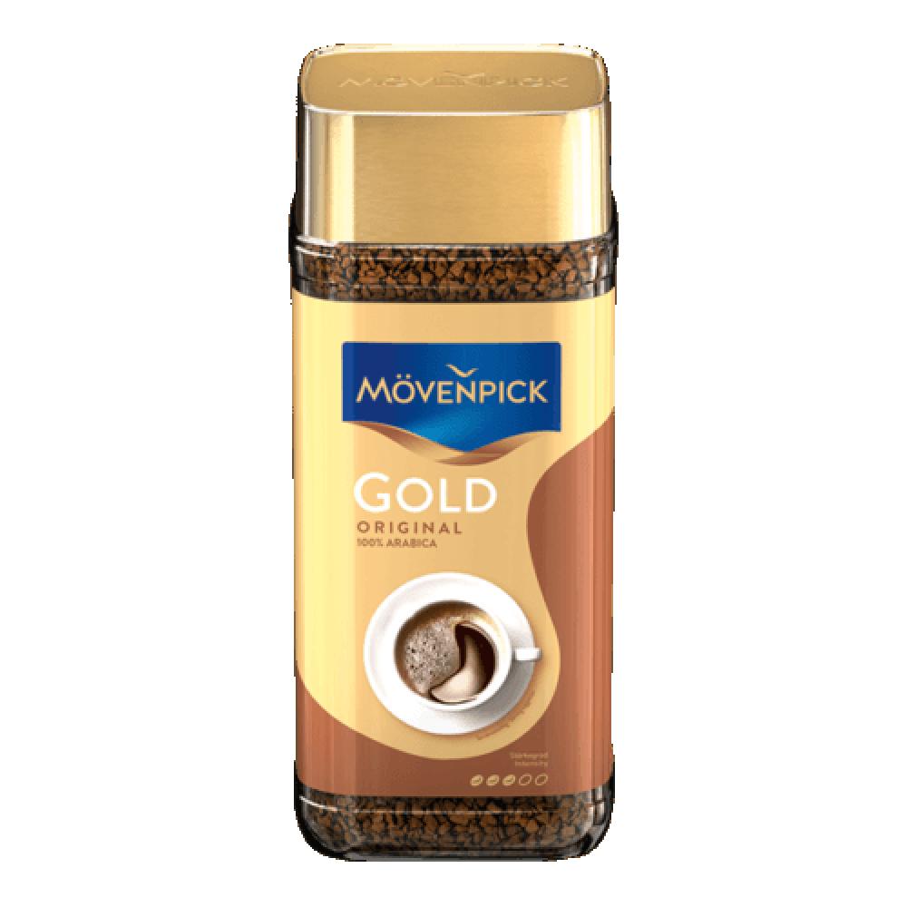 موفنبيك جولد اوريجنل قهوة فوريةmovenpick Instant coffee GOLD Original