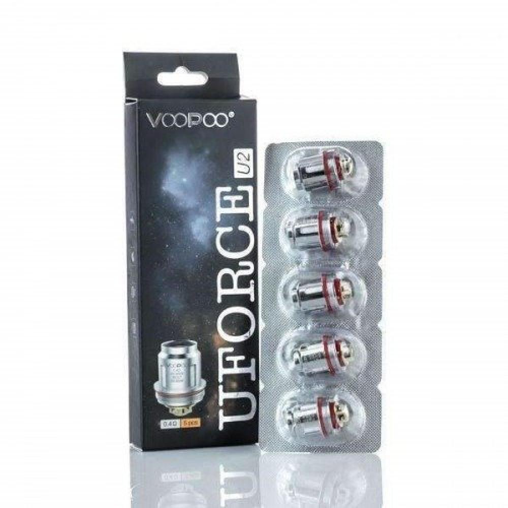 كويلات شيشة دراق Voopoo Uforce U2 Coils