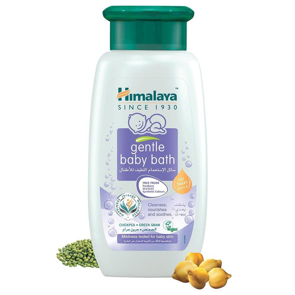 سائل الاستحمام اللطيف للأطفال هيمالايا - 200مل