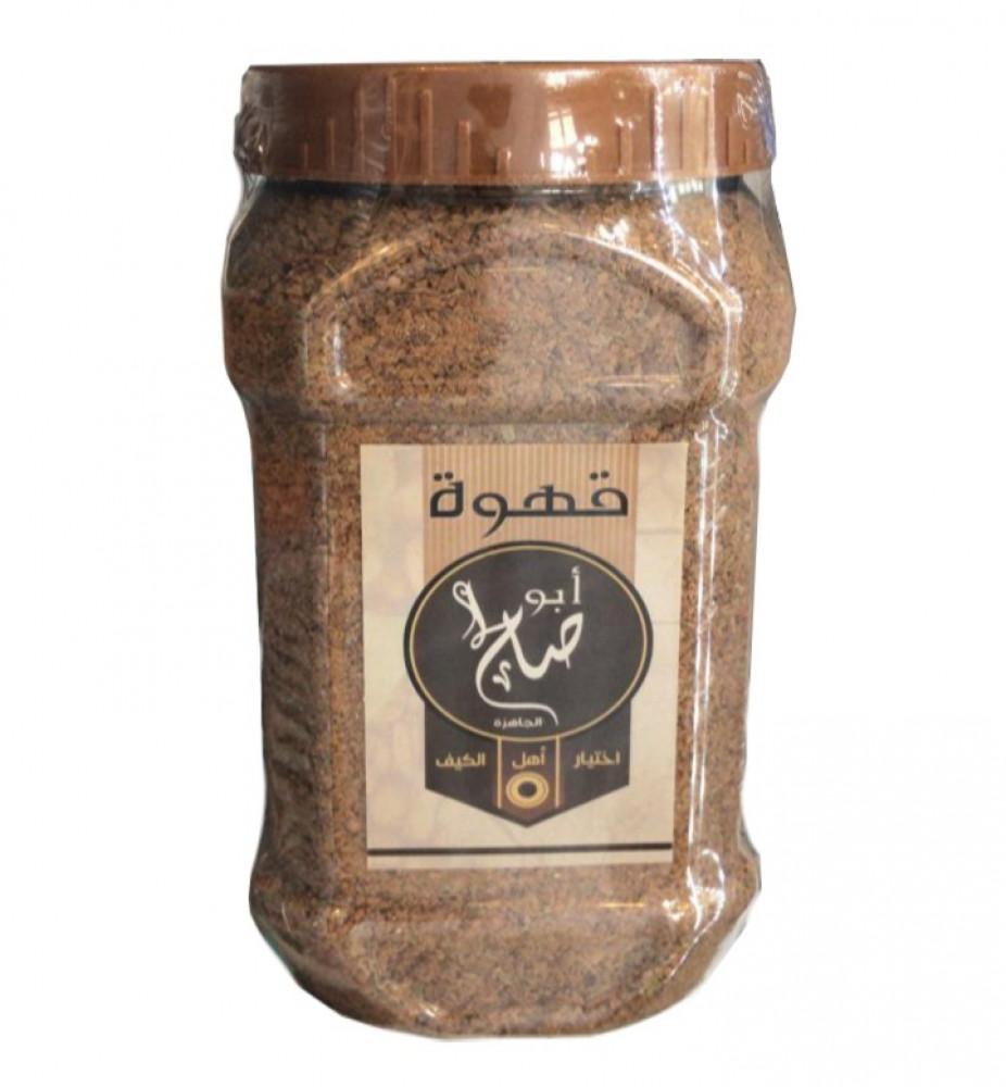 قهوة ابوصالح نكهة شوكولا