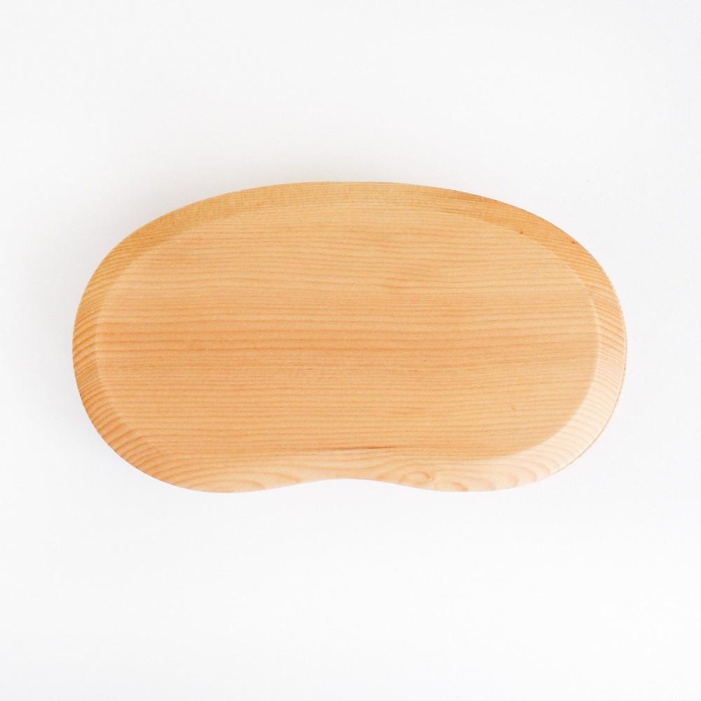 لانش بوكس خشب صندوق بينتو خشب فاتح صندوق غداء ياباني حافظة طعام متجر