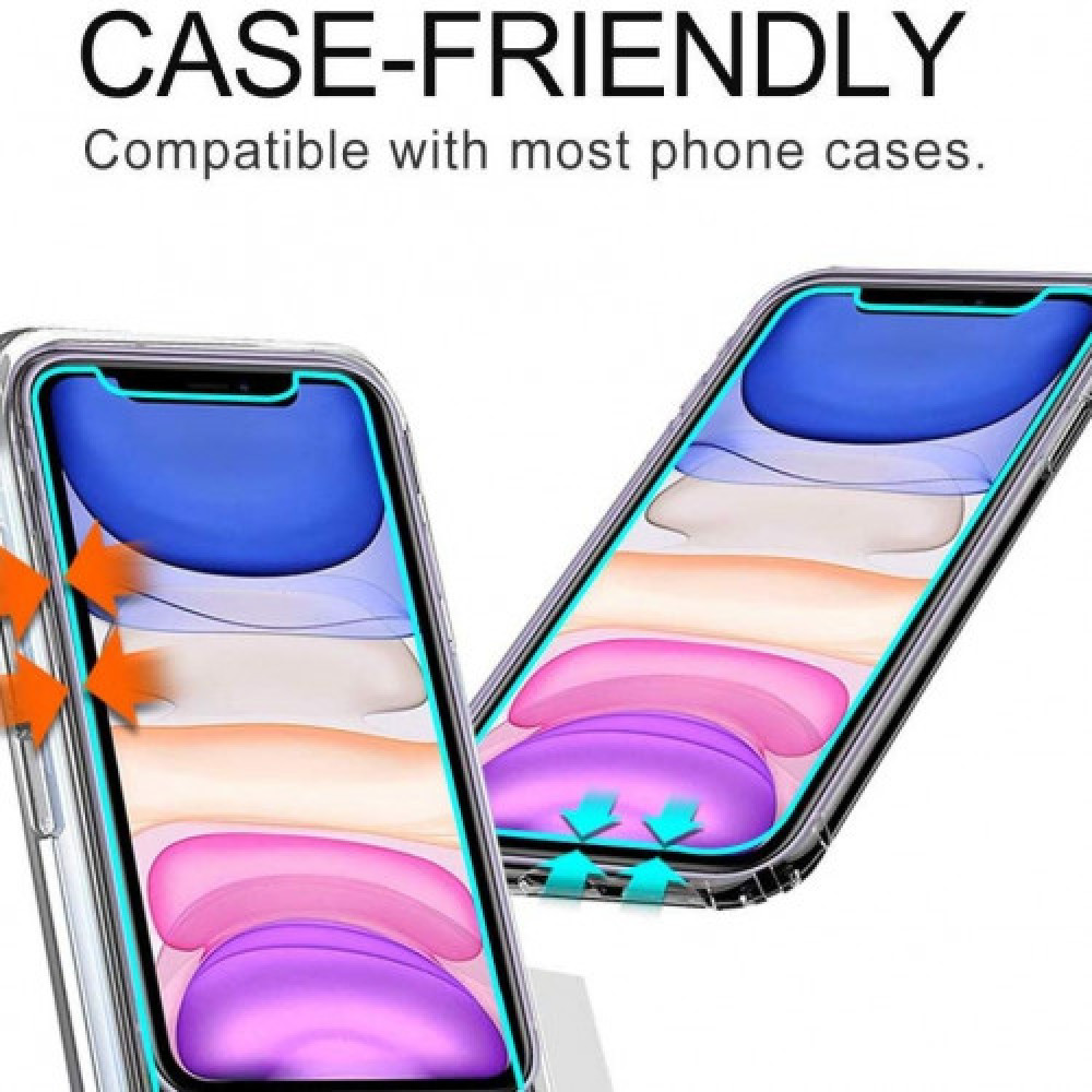 ارمر استكر حماية قزاز للشاشة 3D لأيفون 11 برو من جوبوكي