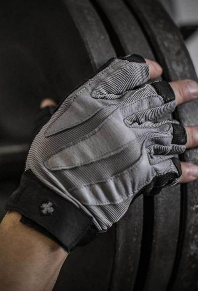 قفازات تدريبات بدنية - قفازات تمارين حديد - قفاز تدريبات مقاومة