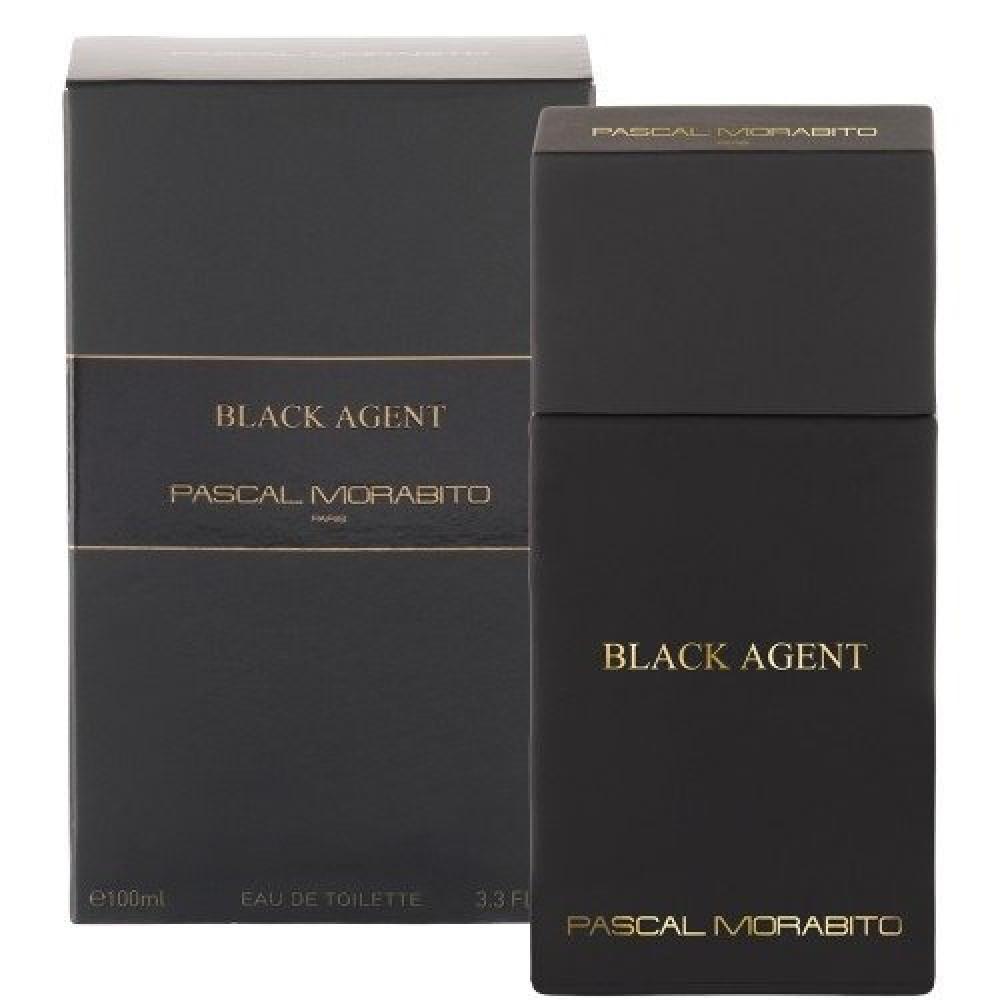 Pascal Morabito Black Agent Eau de Toilette 100ml خبير العطور
