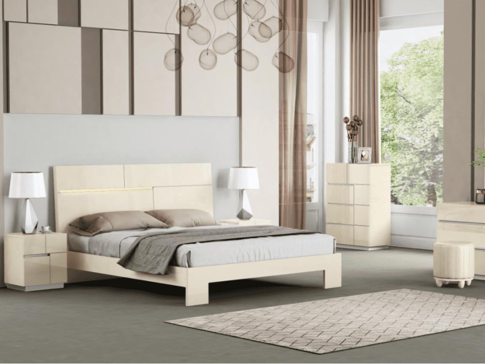 غرفة نوم صيني درجة اولى مزدوجة - مخازن الاثاث