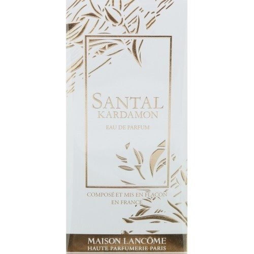 Lancome Santal Kardamon Eau de Parfum Sample 1-5ml