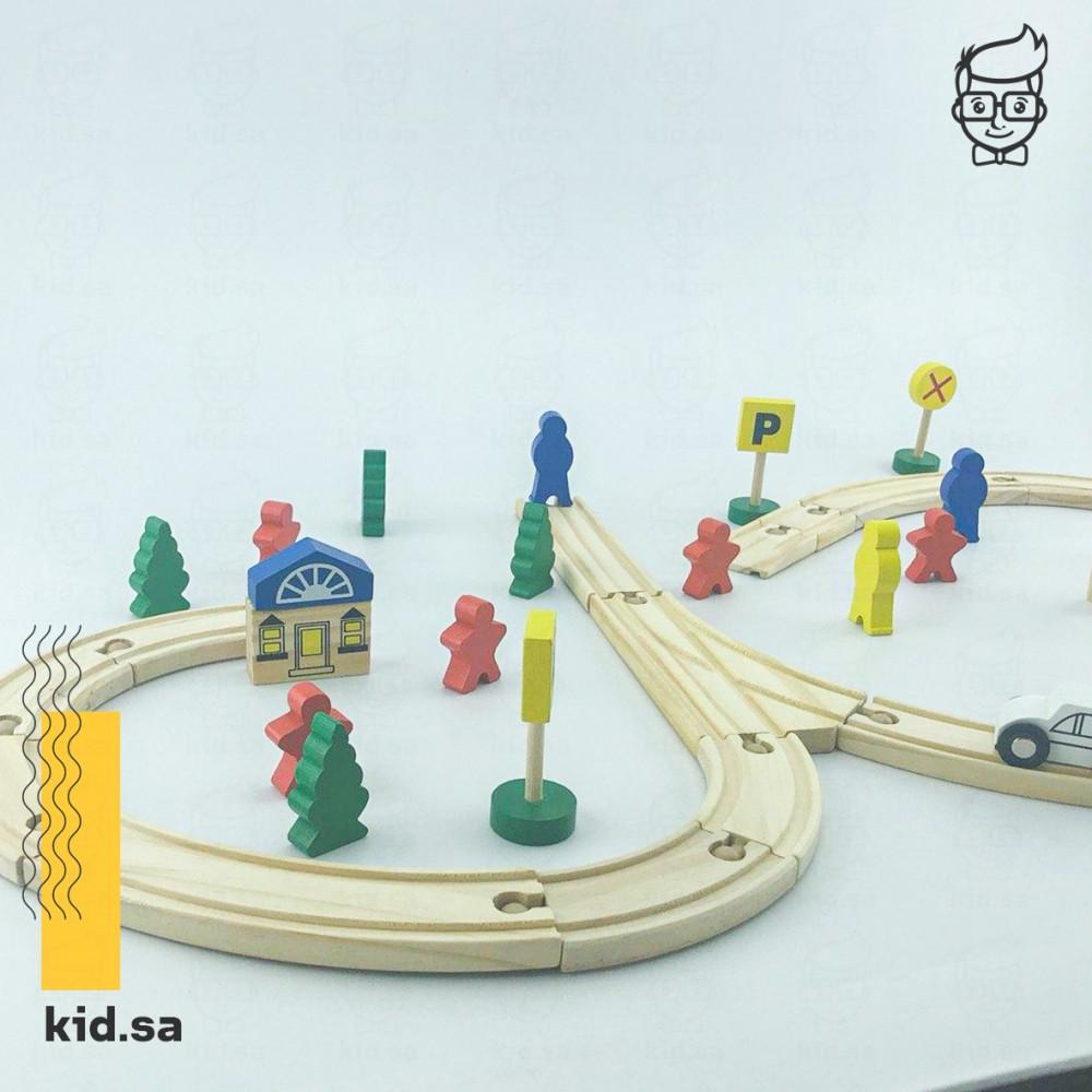 شراء لعبة القطار للاطفال