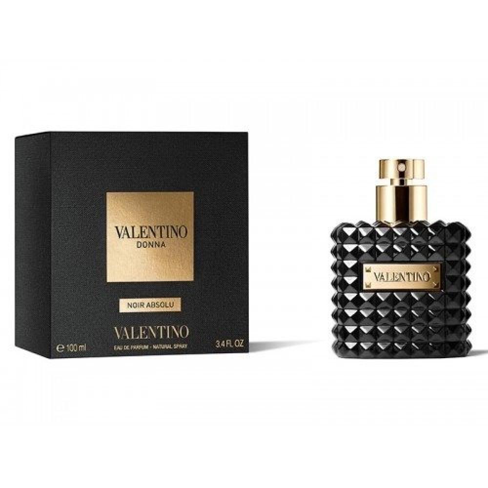 Valentino Donna Noir Absolu Eau de Parfum 100ml متجر خبير العطور