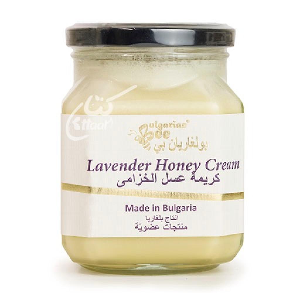 كريمة عسل الخزامى العضوي 450 جرام