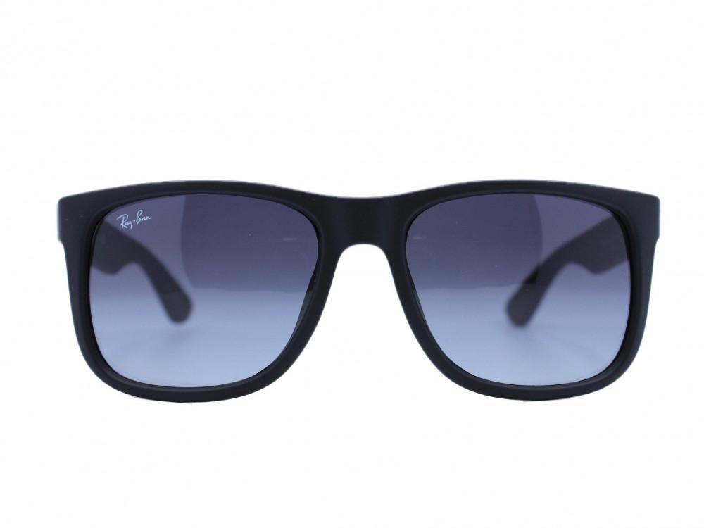 نظاره شمسية مربع من ماركة  RAY BAN  لون العدسة اسود مدرج