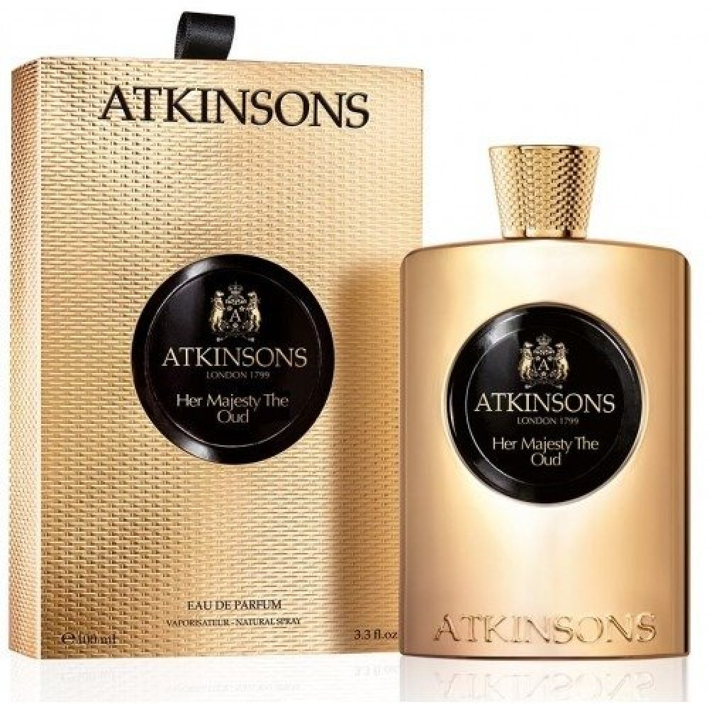Atkinsons Her Majesty The Oud Eau de Parfum 100ml خبير العطور