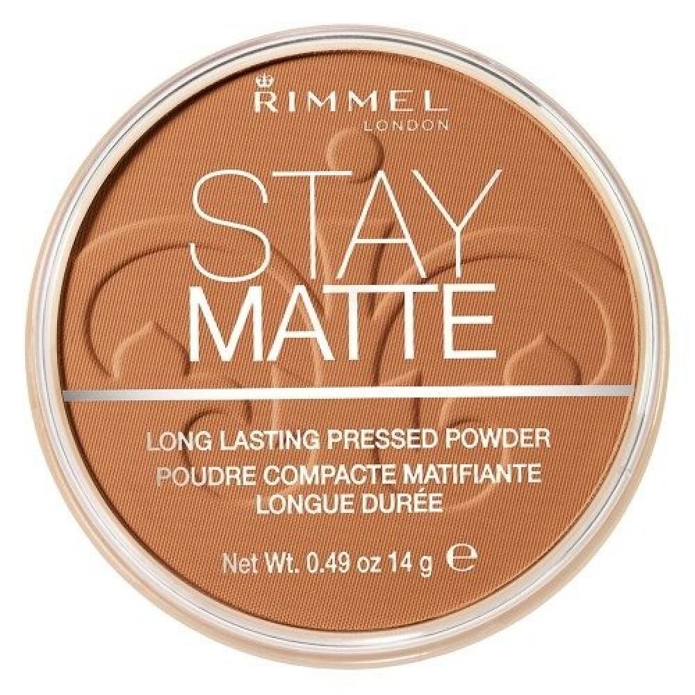 Rimmel Stay Matte Powder No 040 Honey 14g متجر خبير العطور