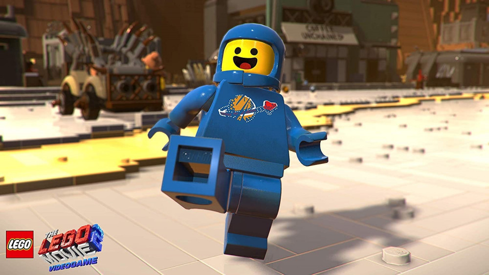 The LEGO Movie 2 Videogame-PS4