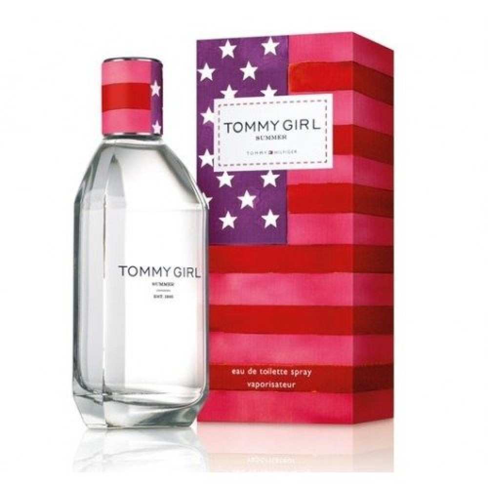 Tommy Hilfiger Girl Summer Eau de Toilette 100mlمتجر  خبير العطور
