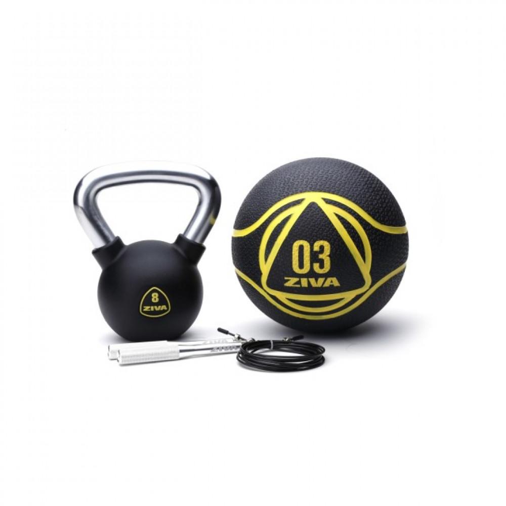 اجهزه الرياضة - كرة طبية - أثقال كرات التمرين - حبل قفز