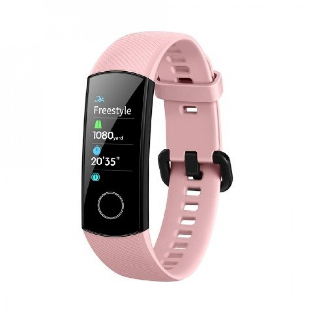 honor band 5 pink color