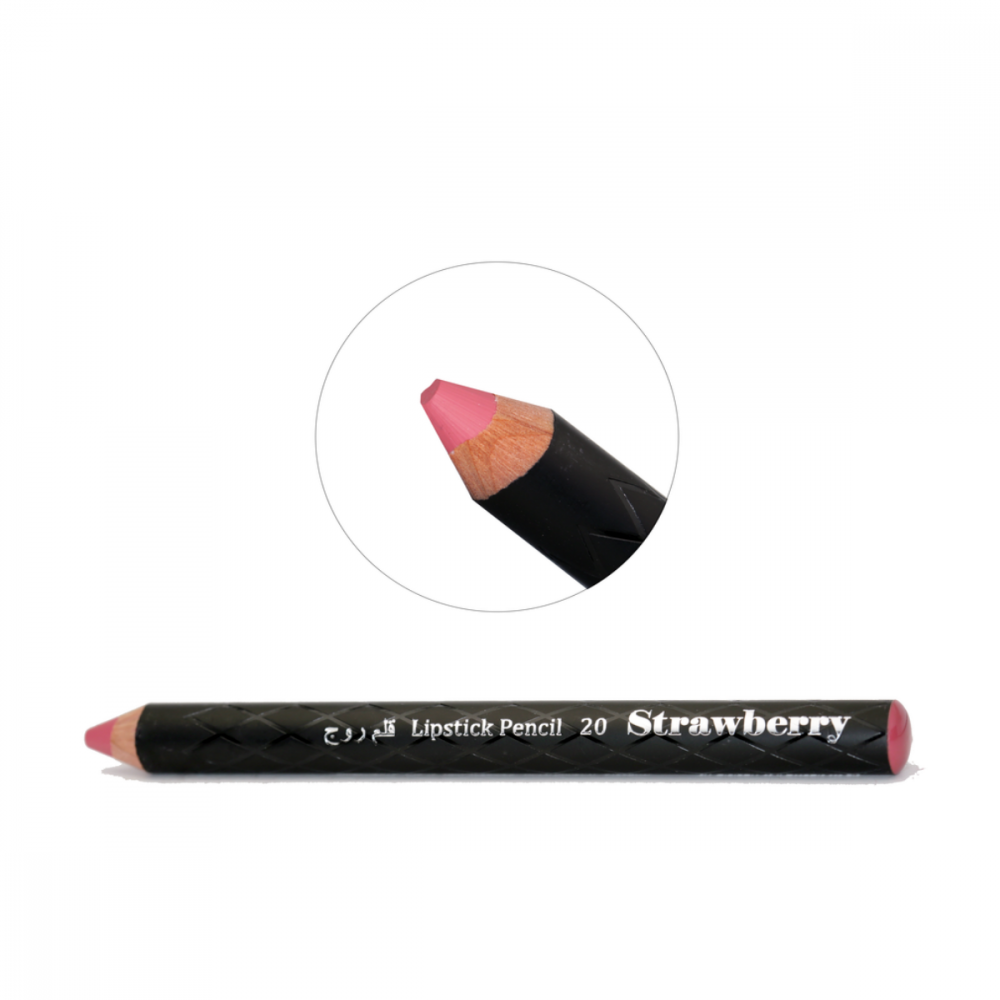 Strawberry Lipstick Pencil No-20