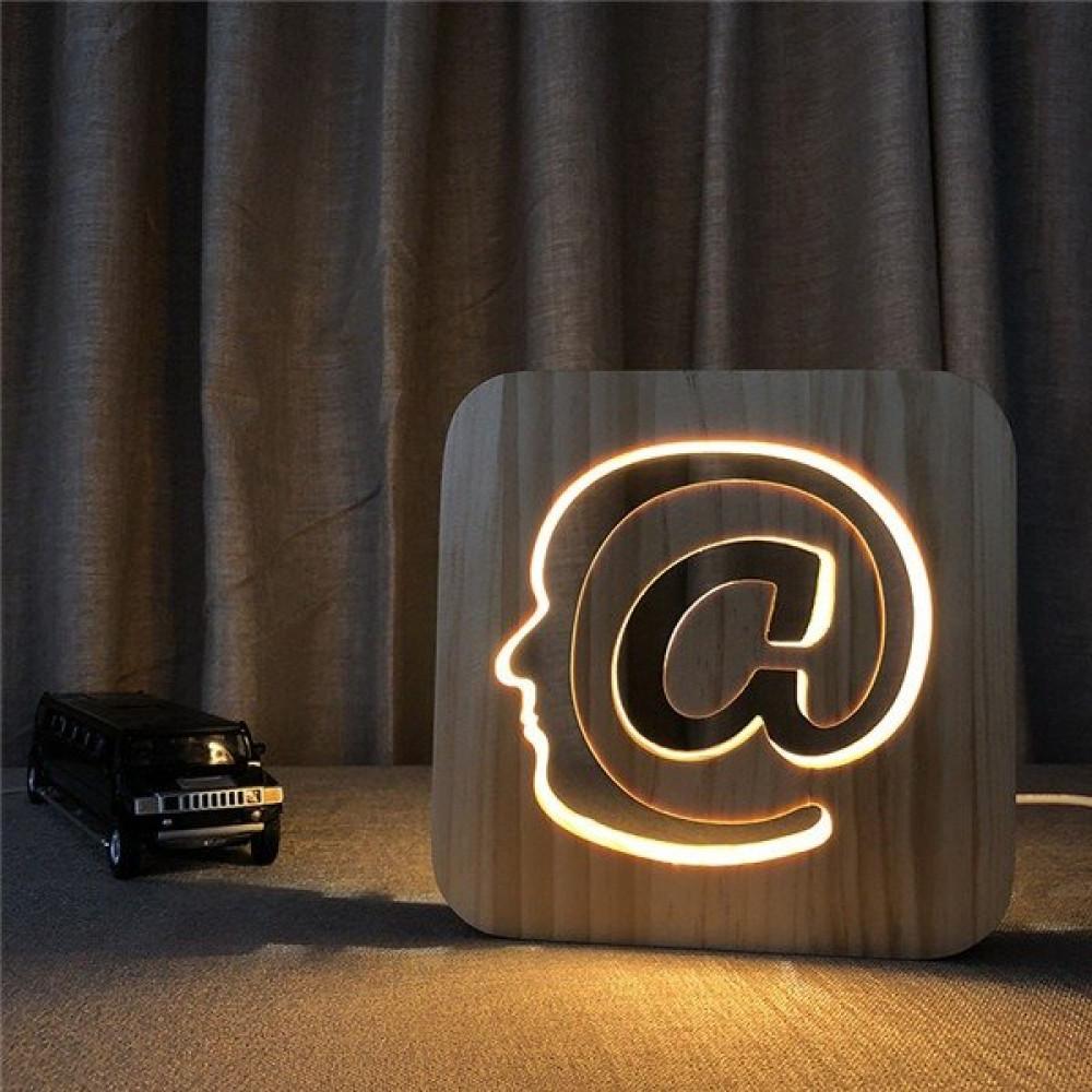 مواسم تحفة فنية ثلاثية الأبعاد إضاءة ليد بتصميم يناسب المنزل أو المكتب