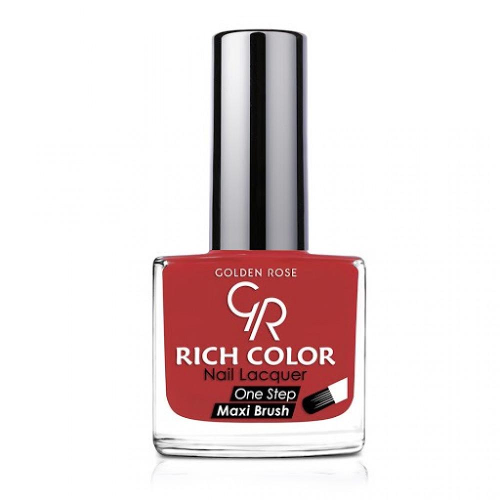 مناكير قولدن روز ريتش كلور  GOLDEN ROSE Rich Color Nail Lacquer 84