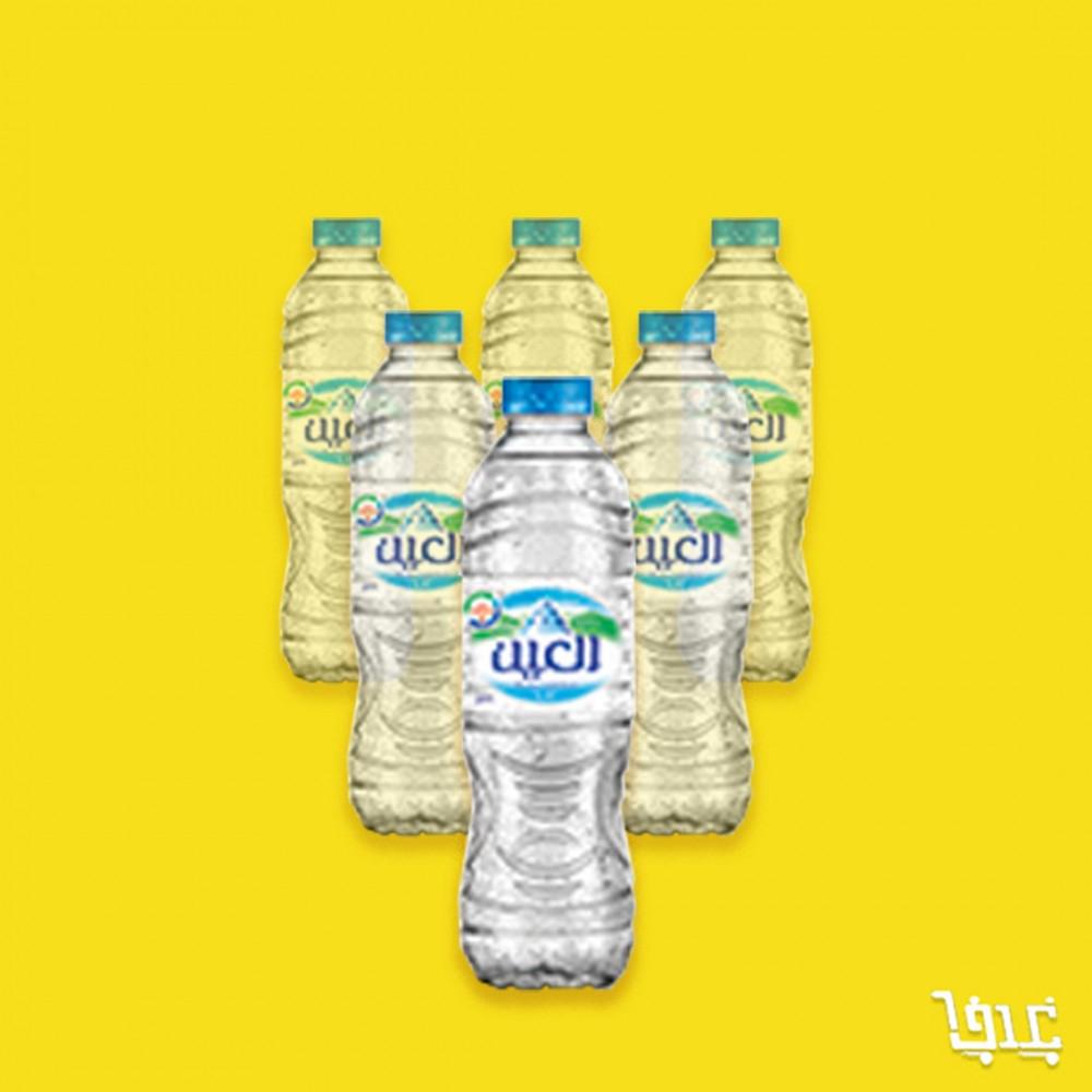 كرتون مياه العين 330 ملم 40 عبوة غدف ستور Ghadaf Store
