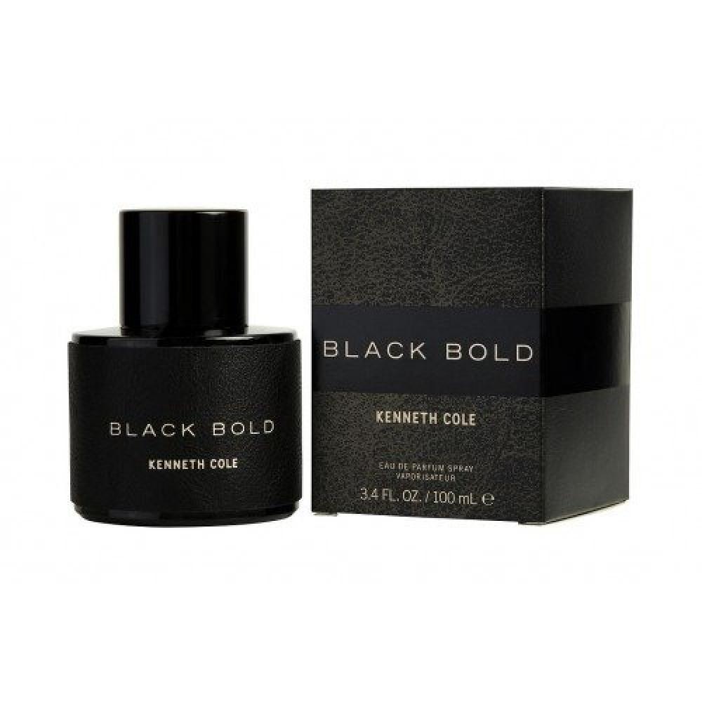 Kenneth Cole Black Bold Eau de Parfum 100ml خبير العطور