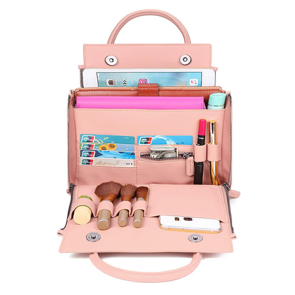 حقيبة يد متعددة الوظائف