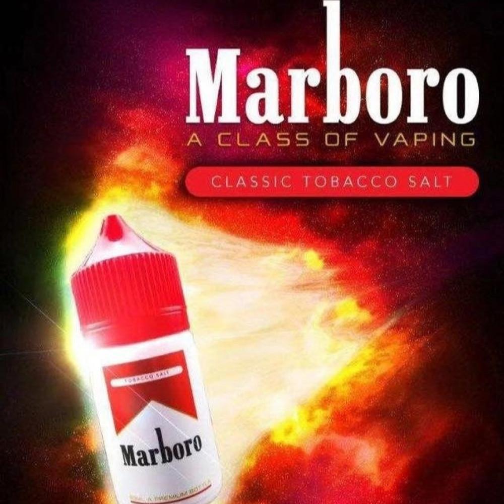 نكهة مارلبورو أحمر - Marlboro - Salt Nicotine