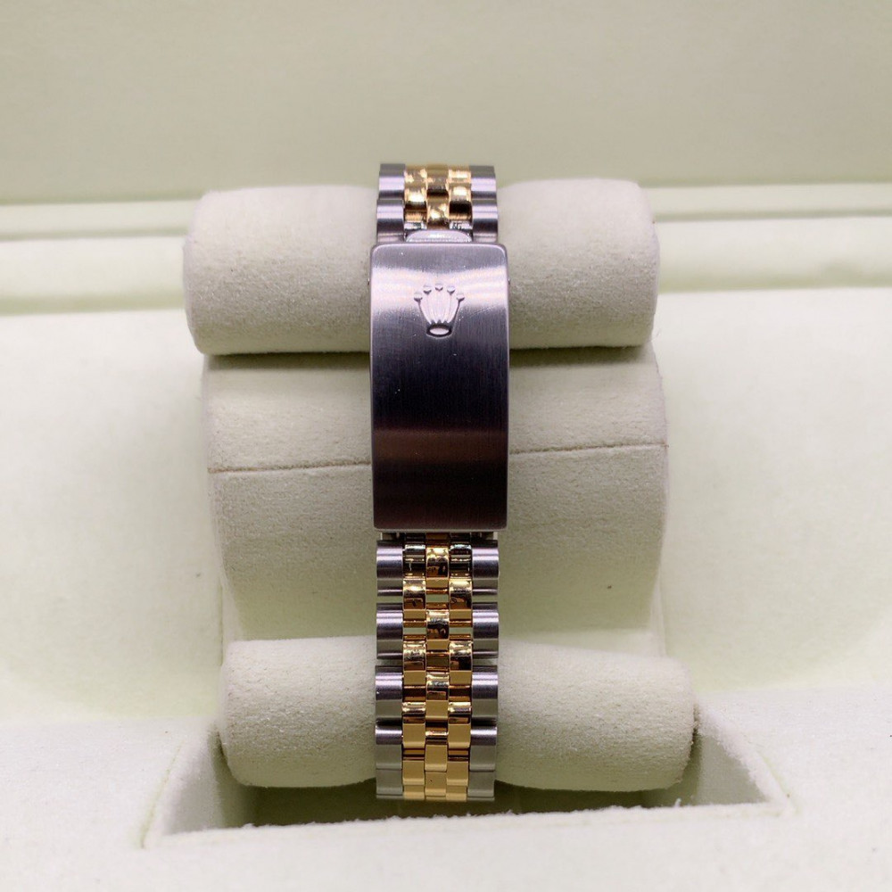ساعة rolex ديت جست أصلية ثمينة مستعملة
