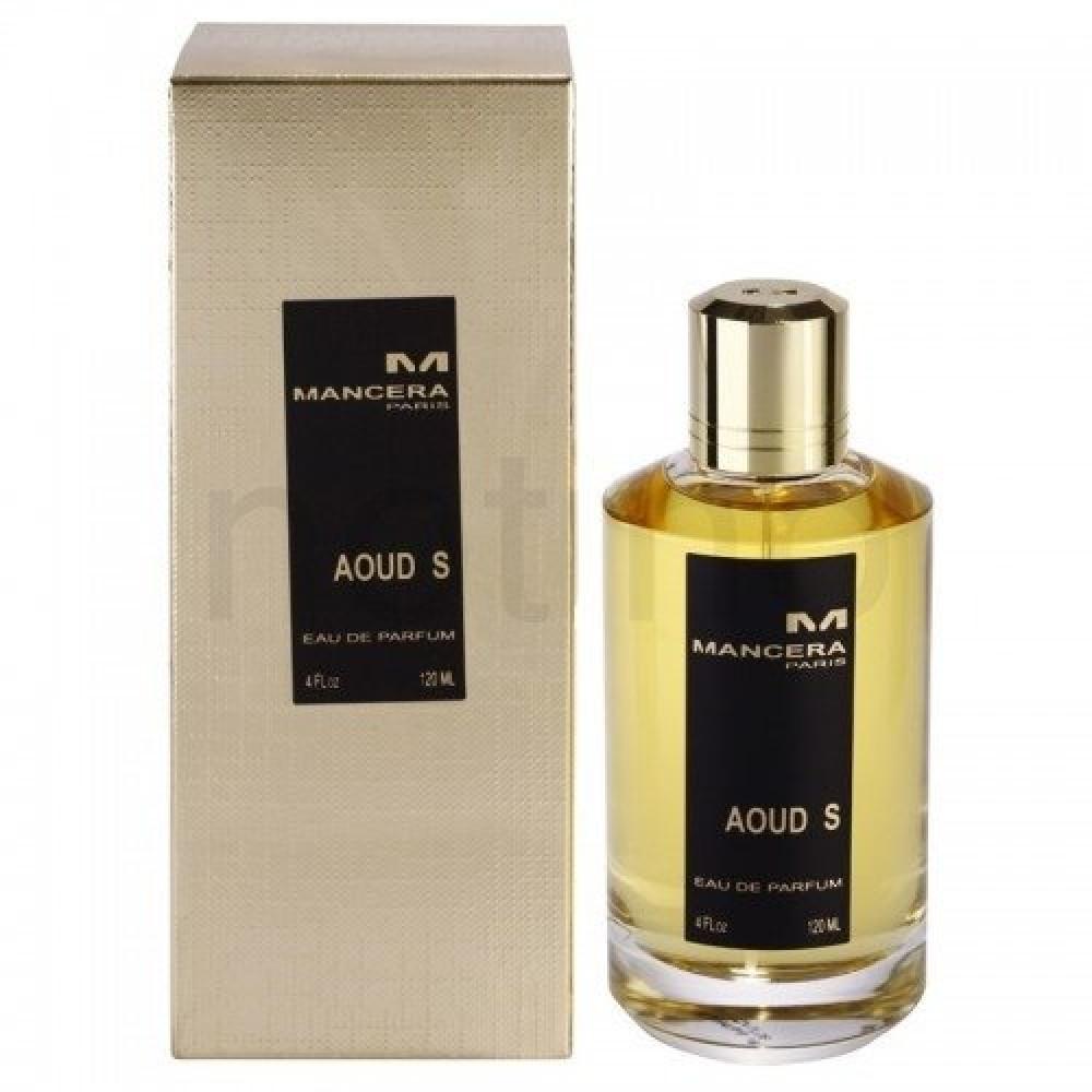 Mancera Aoud S Eau de Parfum 120ml خبير العطور