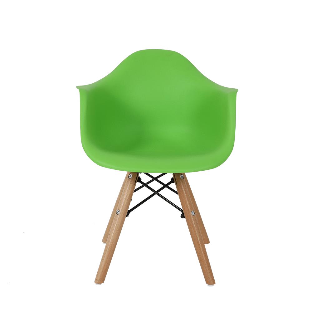 رؤية أمامية مباشرة للكرسي من طقم كراسي أطفال ماركة نيت هوم من يوتريد