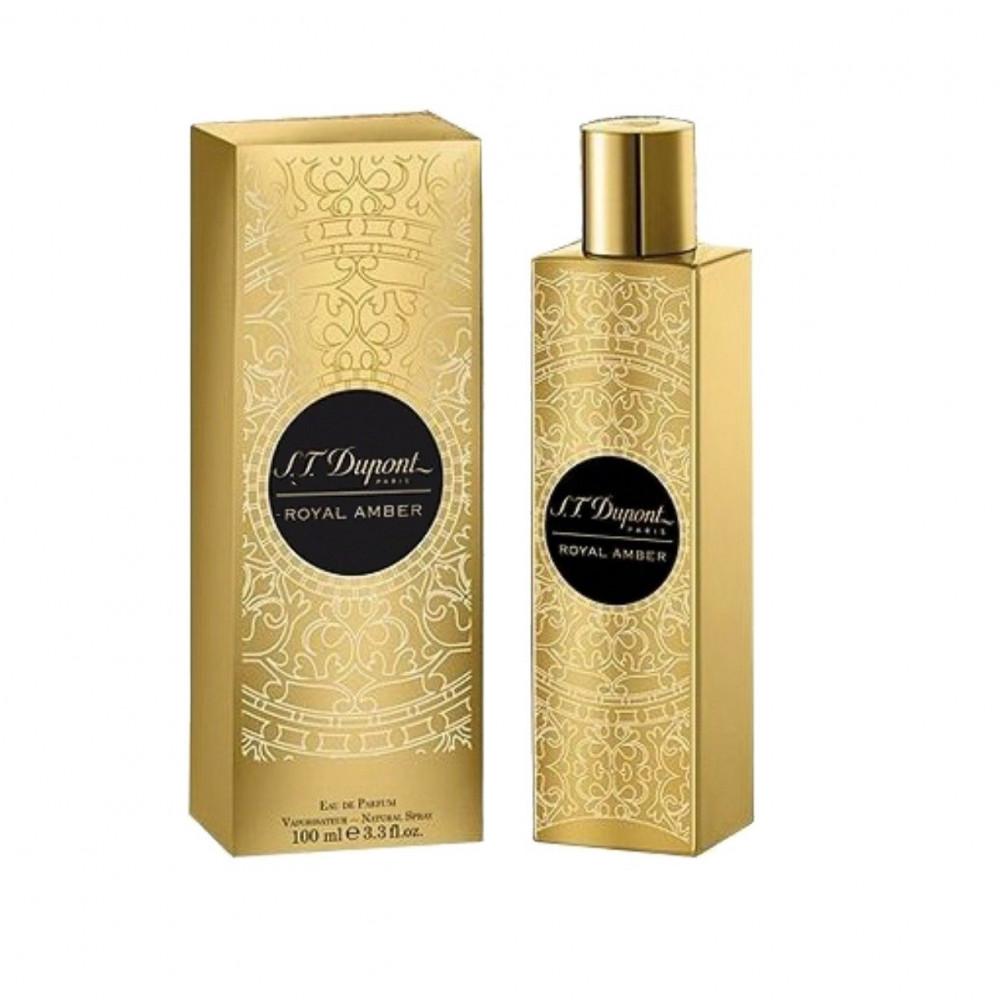 S T Dupont Royal Amber Eau de Parfum 100ml متجر خبير العطور