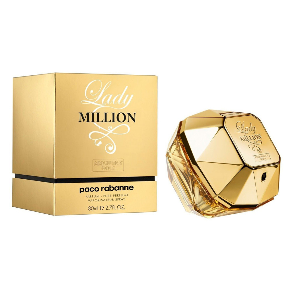 Lady Million by Paco Rabanne for women Eau de Parfum 80ml